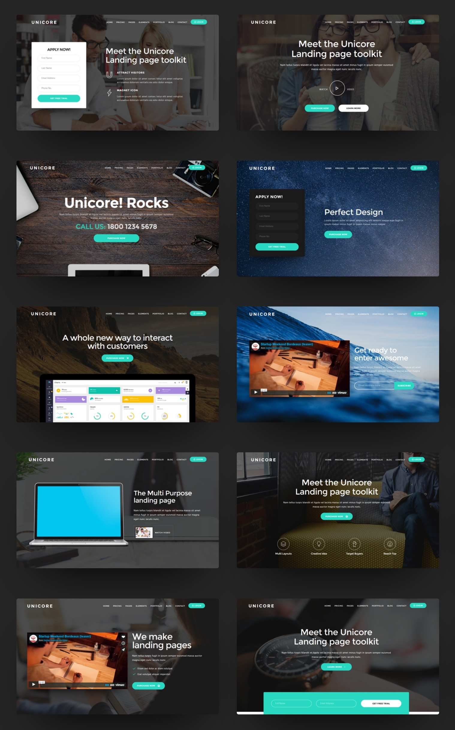 Bootstrap Flat Theme Builder