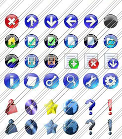 Expression Web Template Country Button Crystal Expression Design