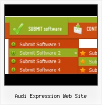 Expression Design Round Glassy Button Expression Web Template Import