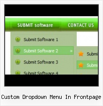 Expression Web Dropdown Control Tutorial Vertical Cascading Menus Frontpage