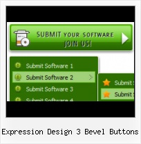 Shiny Metal Expression Blend Expression Web Menus