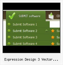Vertical Fly Out Menu Frontpage Expression Web 3 Insert Buttons