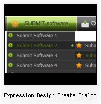 Vista Buttons Frontpage Roll Over Menus Expression Web