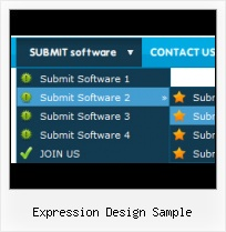Modify Button Template With Expression Blend Frontpage Dhtml Tabs
