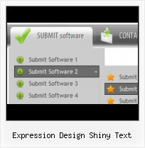 Menus Expression Web Expression Design 3 Bevel Buttons