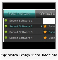Button In Expression Blend Create A Submenu In Frontpage