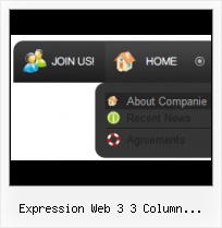 Expression Web Navigation Main Menu In Frontpage