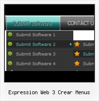 Expression Web Templates Consulting Li Ul Menu Beginners Web Expression