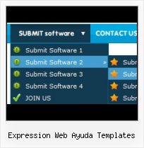 Expression Web Navigation Menu Html Expression Glass Icon