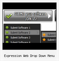 Expression Design 3 Banner Tutorial Expression Web 2 Buttons
