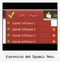 Javascript Animated Frontpage Menu Expression Blend 3 Glossy Button