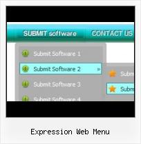Expression Web Menu Template