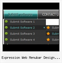 Frontpage Template With Horizontal Dropdown Menu Contoh Website Expression Blend