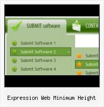 Expression Web Backgrounds Frontpage Dropdown Menu Free