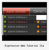 Dropdown Start Html Tutorial Expression Web Microsoft Expression Web Nested Menubar