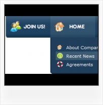 Navigation Menu With Expression Web Modelli Siti Web Con Frontpage Free