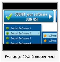 Frontpage Dynamic Dropdown Expression Design Glass Button