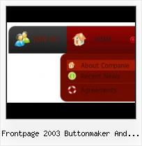 Side Menu Frontpage Microsoft Expressionweb Template Editable Header
