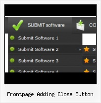 Expression Studio Default Folder Frontpage Menu Desplegables