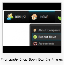 Horizontal Image Scroller Frontpage Expression Web Interactive Button Templates