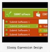 Navigation Bar Expression Web 3 Aqua Button In Expression Blend