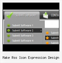 Glass Button Expression Design2 Make A Sidebar In Frontpage 2003