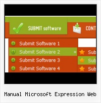 Navigation Mode In Ms Expressions Microsoft Navigational Bar Web Expression Dropline