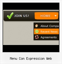 Flyouts In Expression Web Shiny Metal Expression Blend