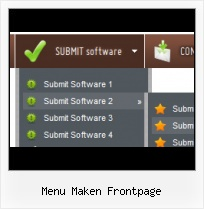 Tutorial Expression Design Button Easy Dropdown Frontpage Menu