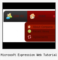 Creating Interactive Menus Expression Web Make Flash With Webexpression