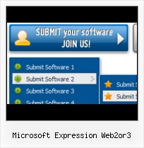 Expression Web Send Button Frontpage Link Bar Style