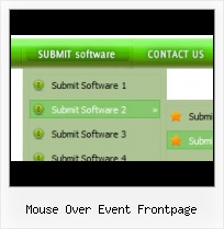 Expression Web Mouseover Frontpage Make Tab With Submenus