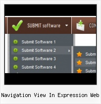 Menu Bar On Web Expression Vista Buttons Expression Design State