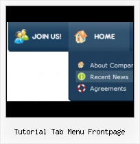 Web 3 Expression Template Free Navigation Buttons Appearance Front Page 2003