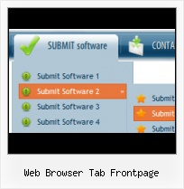 Submenu In Frontpage Rounded Corner Table Generator Expression Web
