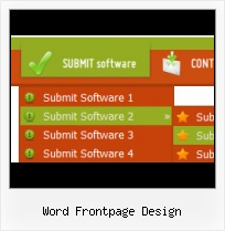 Frontpage Insert Button Windows Expression Web Design Animation