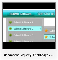 Frontpage Submenu Button Tab Icon Expression Web