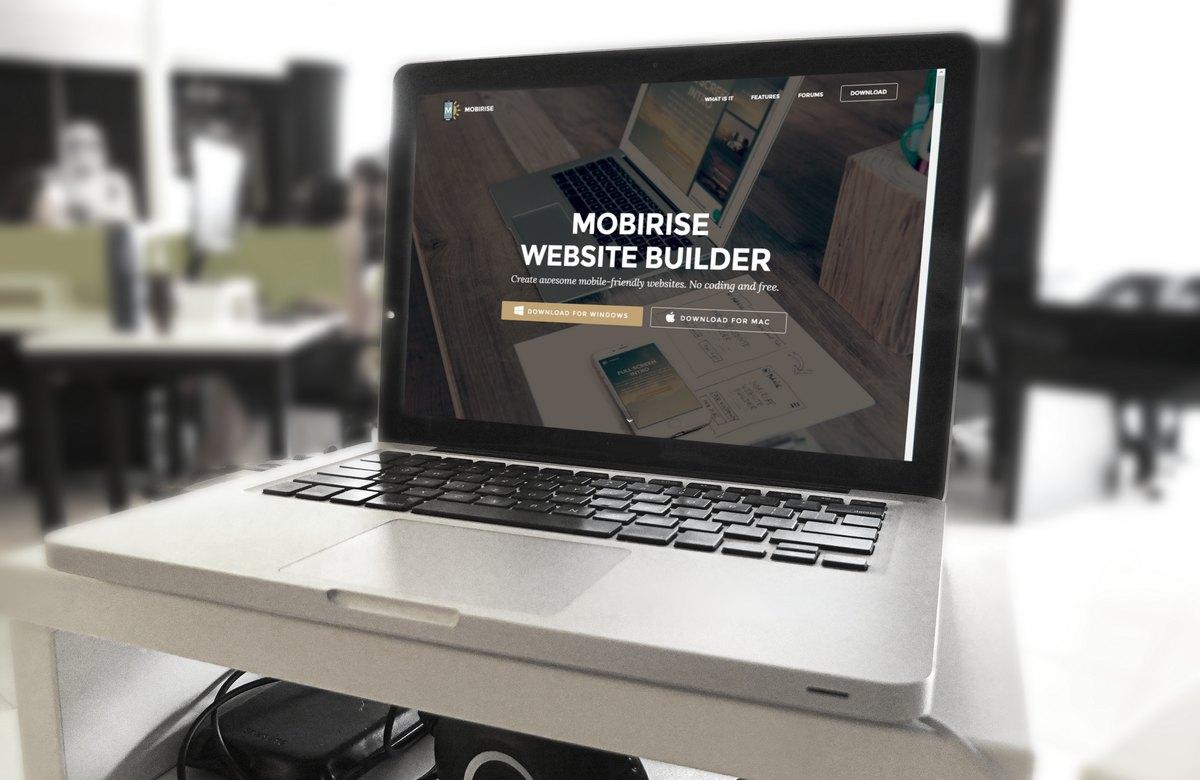 bootstrap mobilie menu