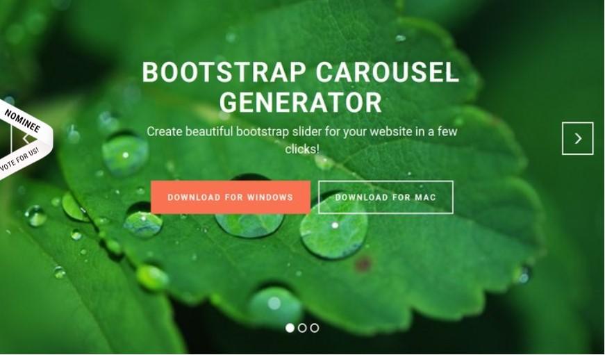 Carousel Bootstrap