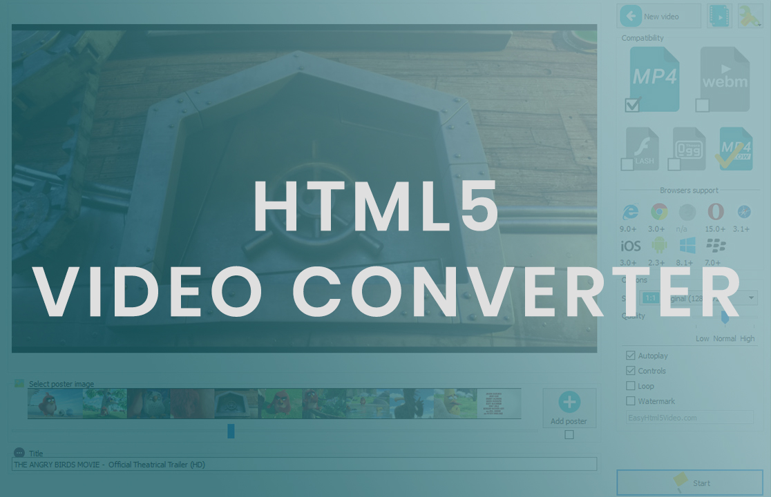 video html5