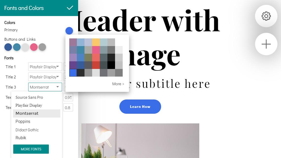 Mobile Site Maker