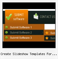 Create Slideshow Templates For Expression Web Template